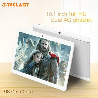Chollo tablet Teclast 98 4G por solo 85 euros