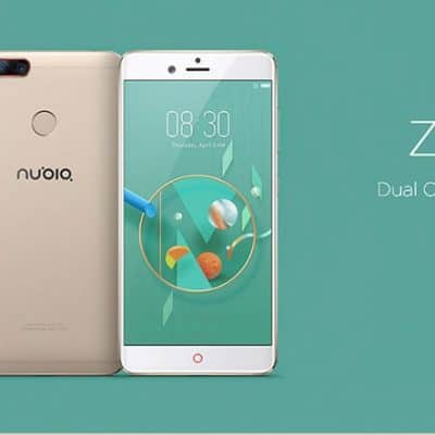 Oferta Smartphone Nubia Z17 Mini por 219 euros (Cupón Descuento)
