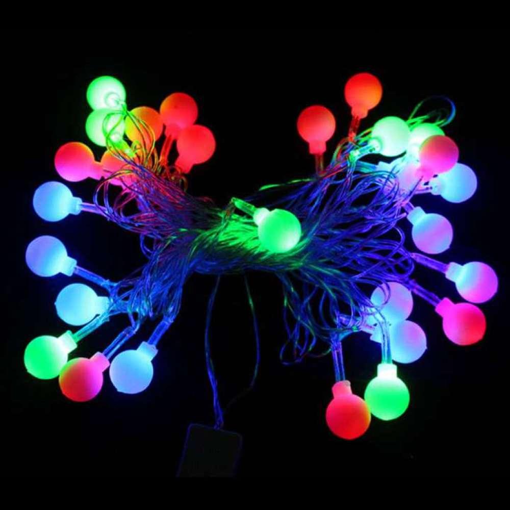 Oferta luces LED de Navidad por 2 euros (Cupón descuento)