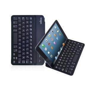 Funda ultrafina con teclado para iPad Mini por 26,25 euros (25% descuento)