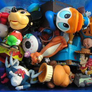 6.000 juguetes hasta al 50% de descuento
