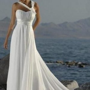 Parece mentira. Un vestido de novia por 25,99 euros. Chollo