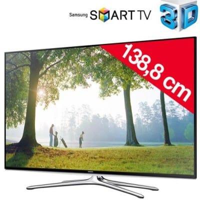 Smart TV Samsung UE55H6200 de 55 pulgadas por 699 euros