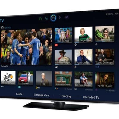Oferta: Smart TV Samsung 40H5500 por 429 euros