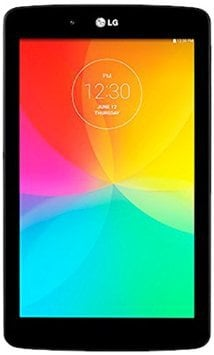 Chollo: Tablet LG G Pad 7.0 por 105 euros