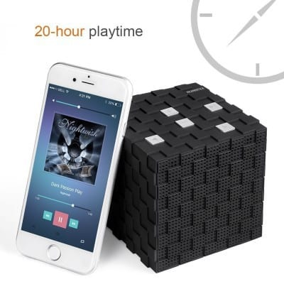 Chollo: Altavoz bluetooth Avantek Magic Cube por 34 euros (50% dto.)