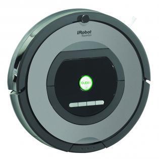 Chollo robot aspirador iRobot Roomba 772 por 472 euros (Ahorra 96€)