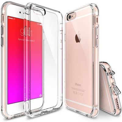 Oferta funda iPhone 6 Ringke Fusion por 10 euros (ahorra 19€)