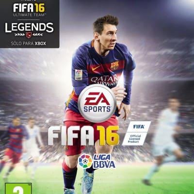 Oferta FIFA 16 por 55 euros (24% descuento)
