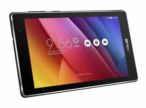 Las mejores tablets económicas: Asus ZenPad 7 pulgadas
