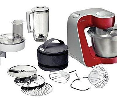 Chollo Robot de Cocina Bosch por 230 euros (Ahorra 169€)