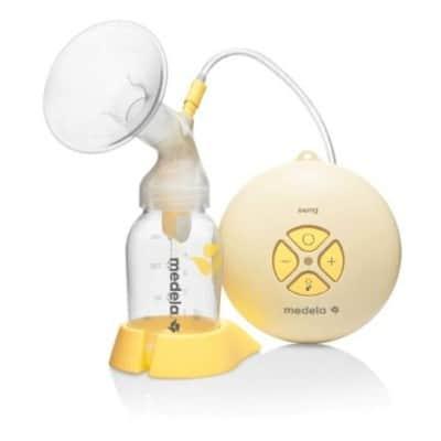 Oferta Extractor de leche eléctrico Medela por 119€ (ahorra 35€)