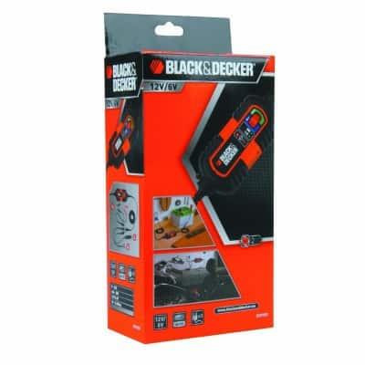 Oferta cargador de baterías Black & Decker por 29 euros