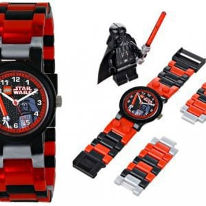 Oferta reloj LEGO Star Wars Darth Vader por 22 euros