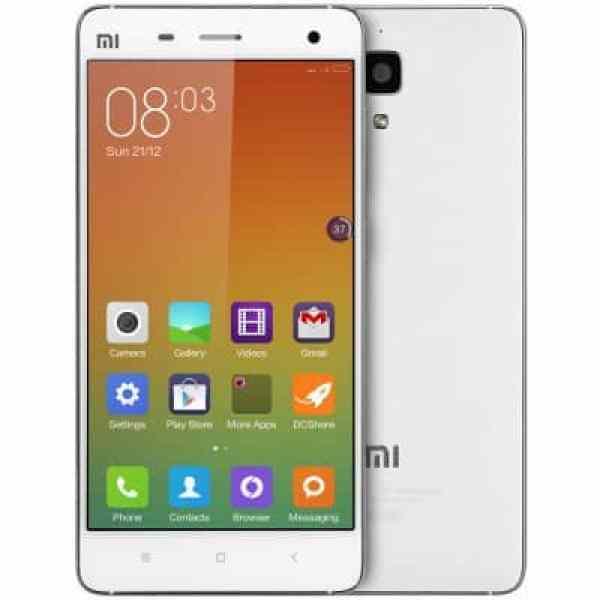 Xiaomi Mi4 por 134 euros