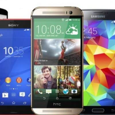 Los mejores smartphones por menos de 100 euros