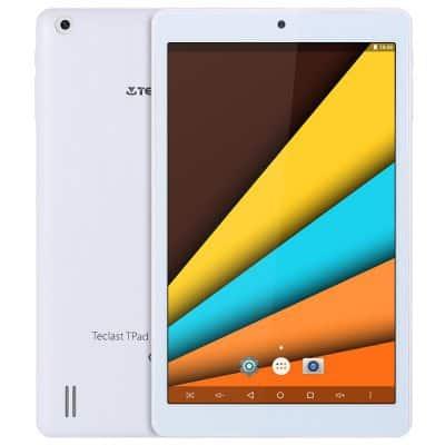 Oferta tablet Teclast P80H por 56 euros (50% descuento)