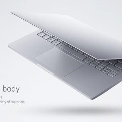 💻 Chollo Xiaomi Mi Notebook Air por 495 euros