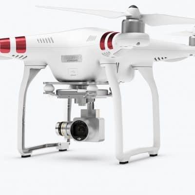 Chollo Drone DJI Phantom 3 por 409 euros (Cupón 100 euros)
