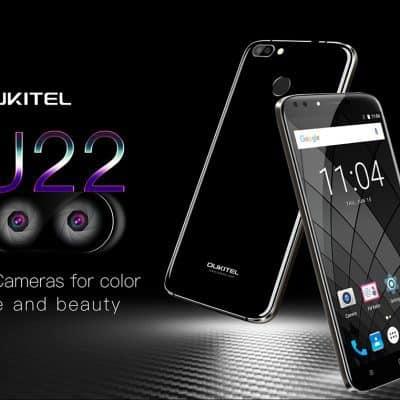 Oferta smartphone Oukitel U22 por 60 euros (Cupón Descuento)