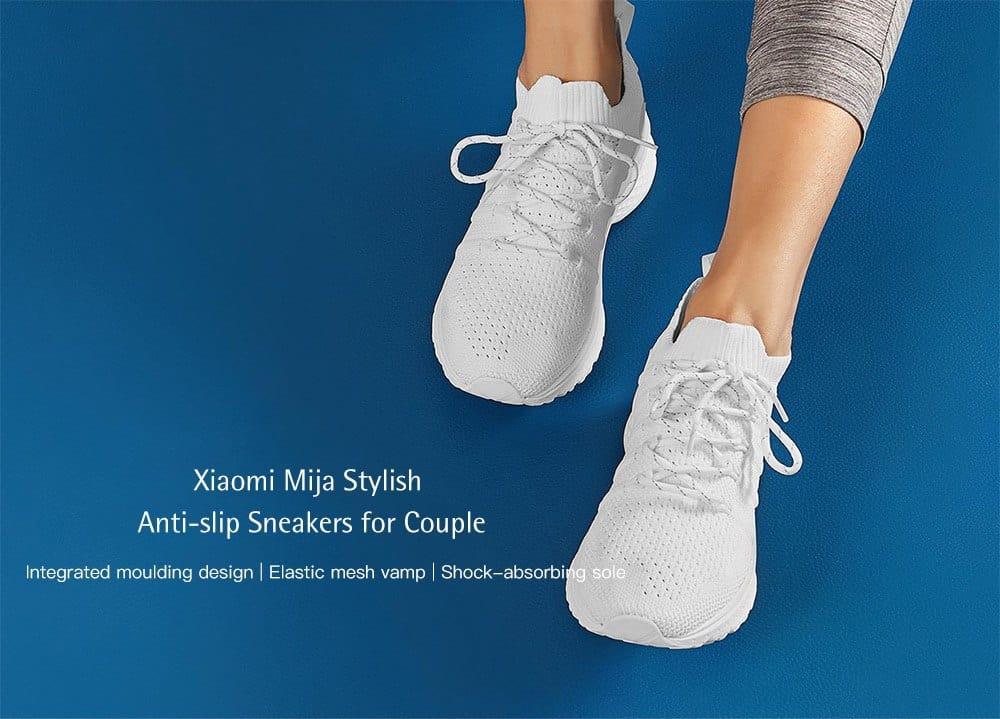 release date 91669 345c3 Oferta zapatillas ligeras Xiaomi por 53 euros (Cupón Descuento)
