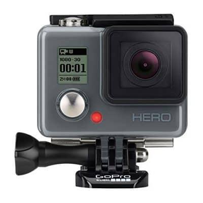Oferta cámara deportiva GoPro Hero CHDHA-301 por 52 euros (Cupón Descuento)