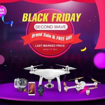 ¿Cómo funciona el Black Friday en TomTop?