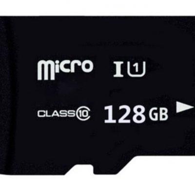 Chollazo MicroSD de 128Gb por 9 euros