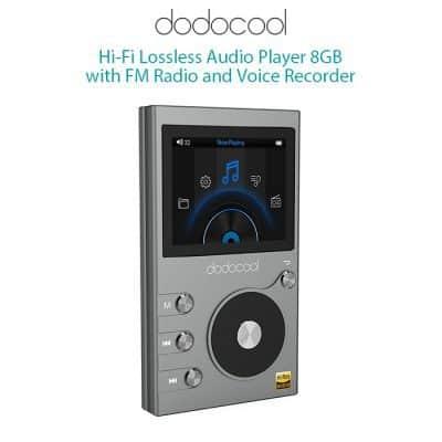 Chollazo Mini Reproductor HIFI Dodocool por 32 euros (Cupón Descuento)