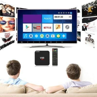 Chollo Scishion V88 Android TV 4K por 22 euros
