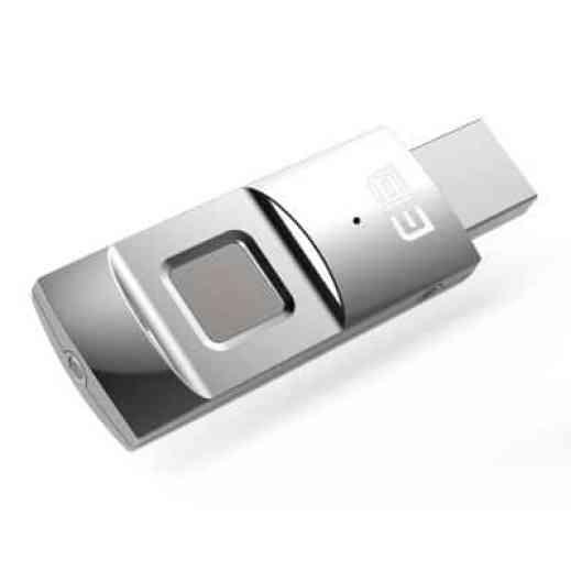 Oferta pendrive con huella digital Elephone ELE Secret por 52 euros (Oferta FLASH)