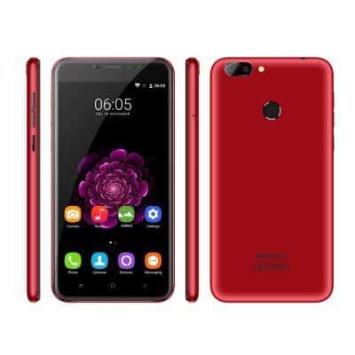 Oferta smartphone Oukitel U20 Plus por 85 euros (Cupón Descuento)
