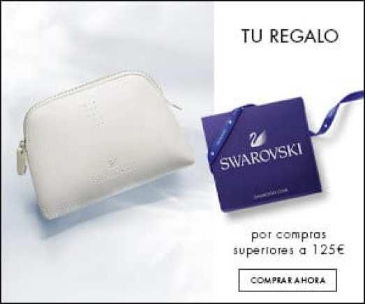 Swarovski te regala una bolsa de cosméticos por el día de la Madre