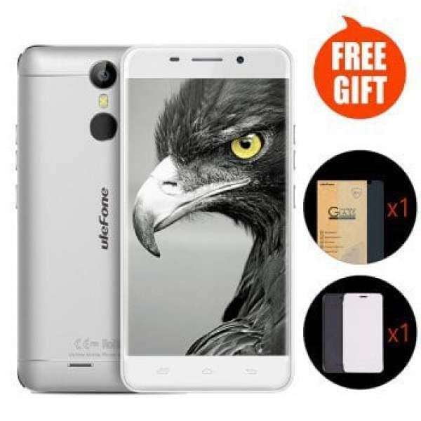 Oferta smartphone Ulephone Metal por 99 euros (35% descuento)