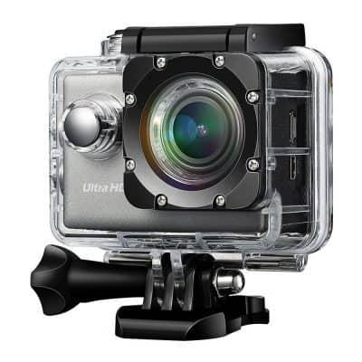 Oferta cámara deportiva Victsing 4K por 84 euros (Cupón Descuento)