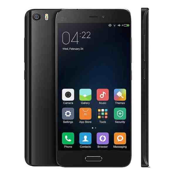 Xiaomi Mi5 por 250 euros