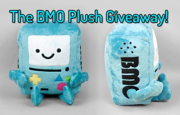 BMO Giveaway Blog