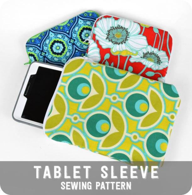 Zippered Tablet Sleeve