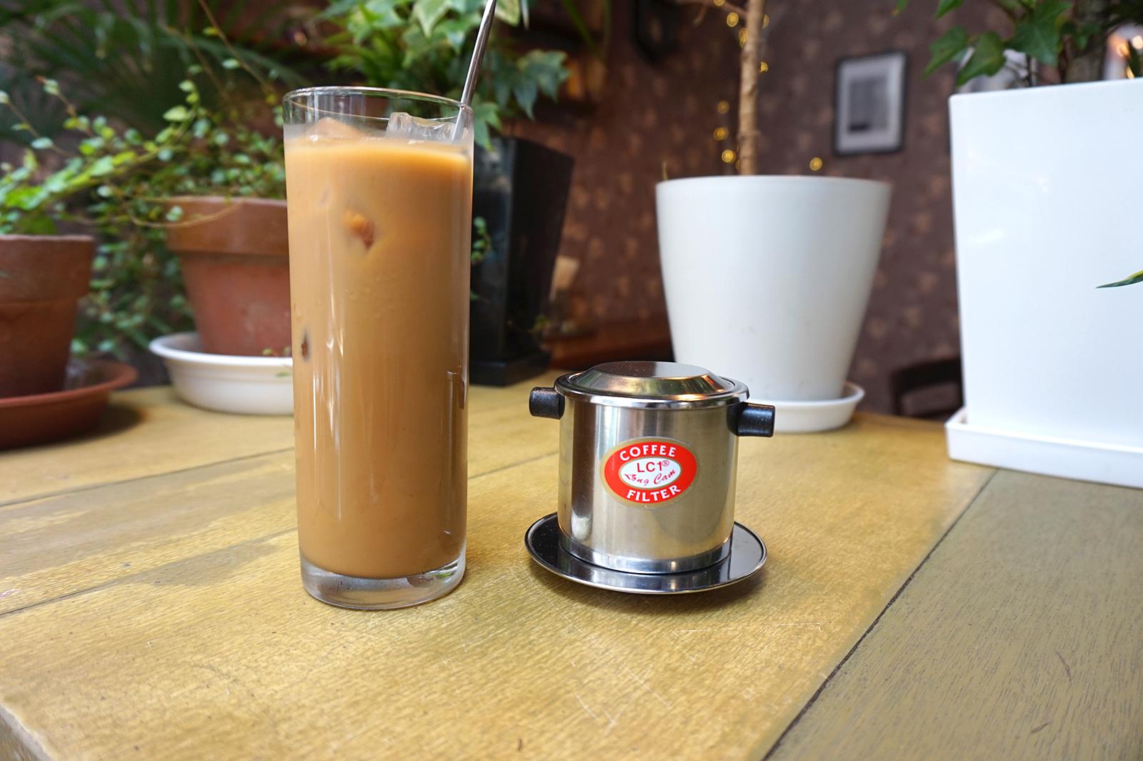 アイス・ベトナムコーヒー