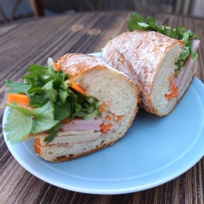Bánh Mì Dặc Biệt  - Special Banh Mi Sandwich