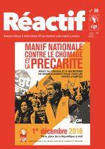 CNTPEP-CGT Réactif 90 - contre le chômage et la précarité