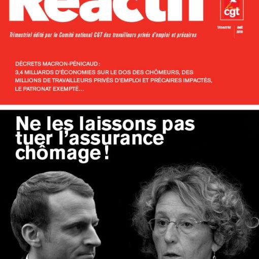 CNTPEP-CGT Réactif 93 - assurance chômage