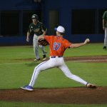 BSB: Gators Hang On To Defeat Stetson, 9-6
