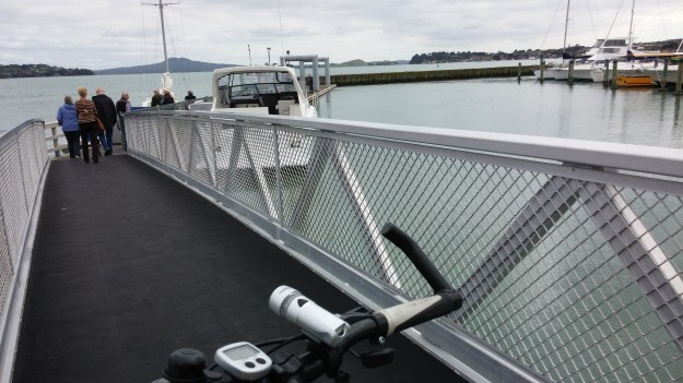 01 bicycle-half-moon-bay-ferry-terminal