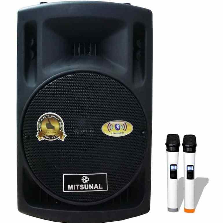 Loa kéo di động karaoke Mitsunal M35, Bass 40cm