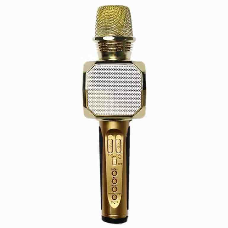 Mic Karaoke Bluetooth SD10 - (Màu Ngẫu Nhiên)