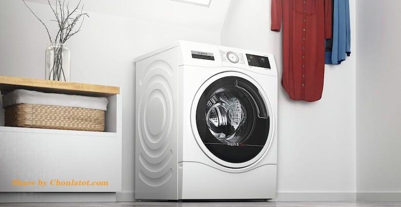 Kích thước máy giặt chuẩn