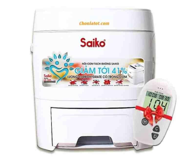 Nồi cơm điện tách đường Saiko LS-300
