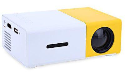 máy chiếu mini yg300