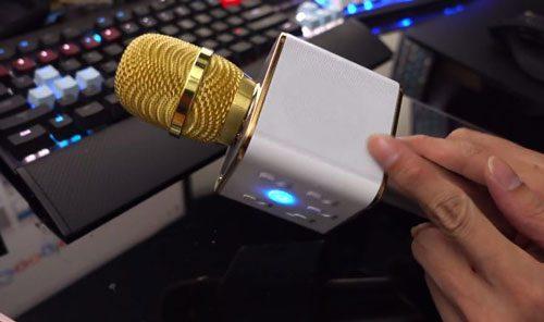 micro karaoke bluetooth tuxun có tốt không